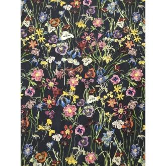 Stretch jacquard fabric Piero Moretti