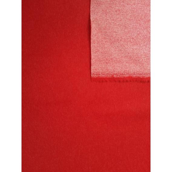 Cashmere fleece fabric