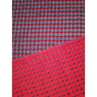 Exclusive wool fabric