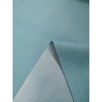 Wool coat fabric with Storm system