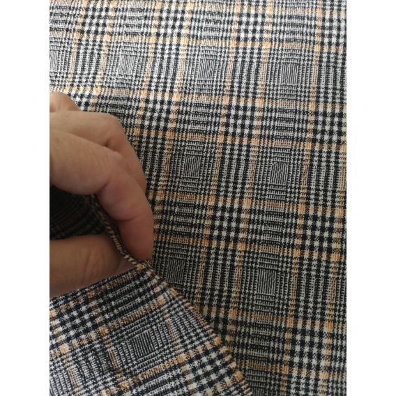 Viscose dress fabric