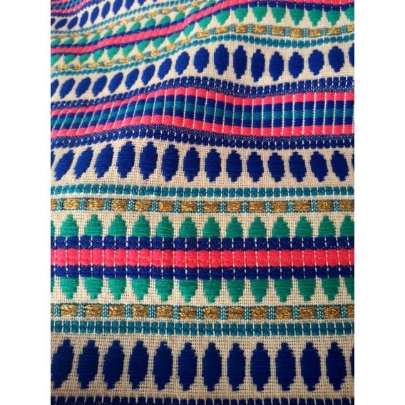 Wool jaquard