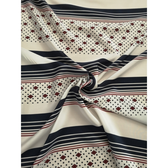 Silk crep de chine