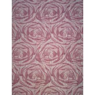 Organza jacquard fabric