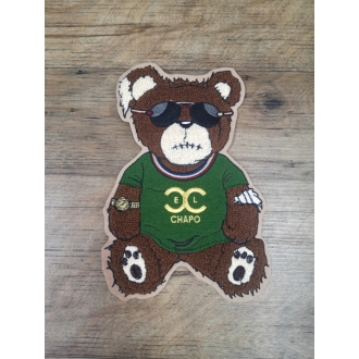 Applique trim Bear