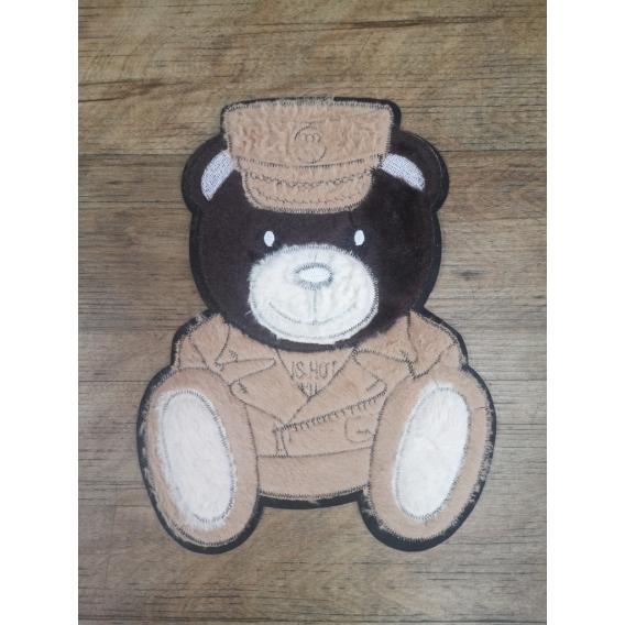 Applique trim Bear