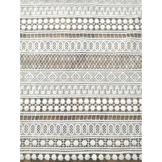 Exclusive lace fabric BOHO