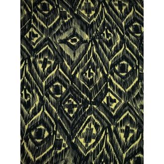 Viscose crepe dress fabric