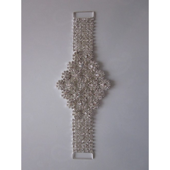 Rhinestone Applique trim