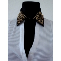 Decorative studded collar 50% SALE