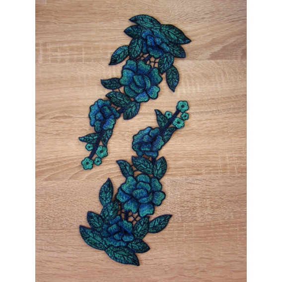 Applique trim