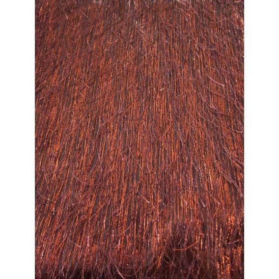 Taffeta fabric with lurex yarn