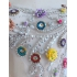 Big beads applique trim DELUXE