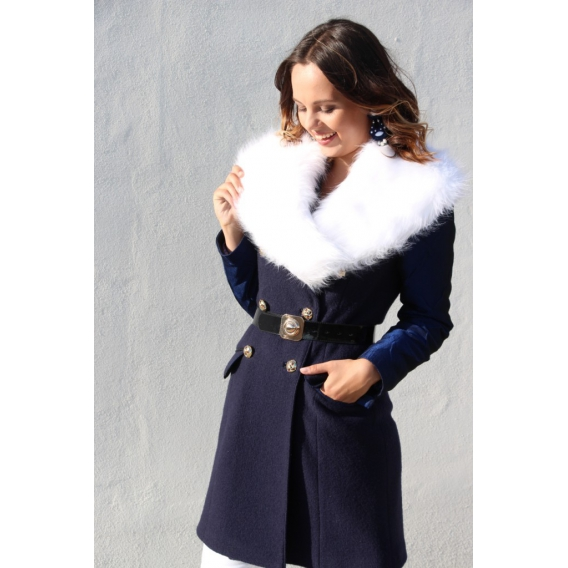 Exkluzívny kabát Zľava 50%