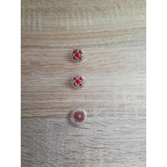 Metal button DG style 20mm