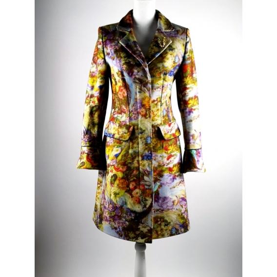 Exkluzívny kabát