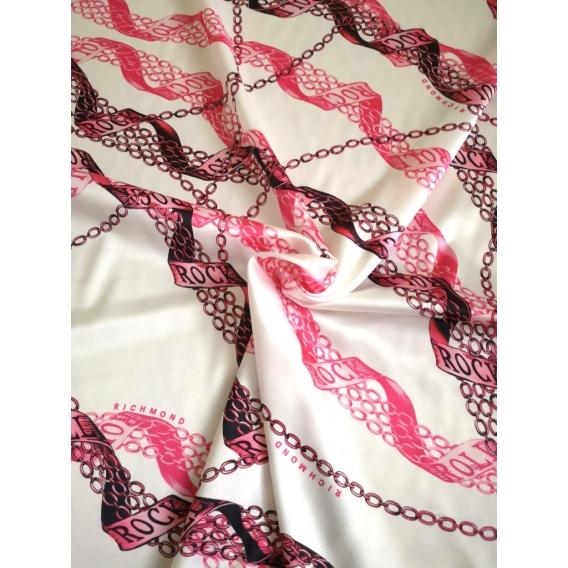 Satin fabric RICHMOND