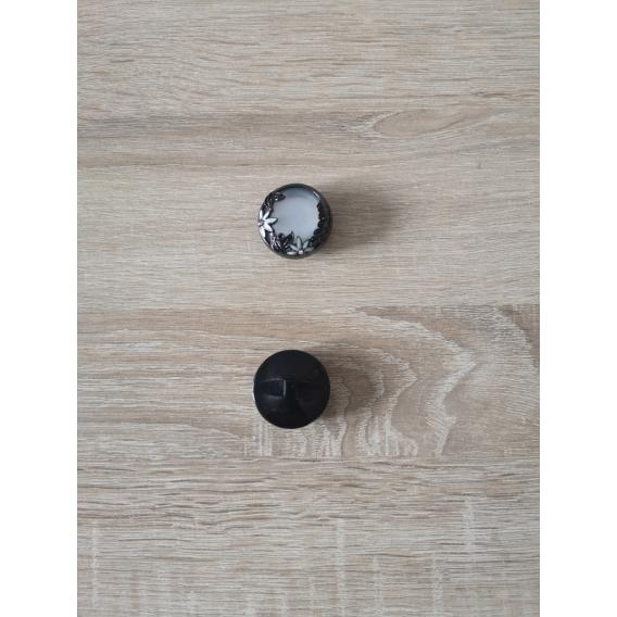 Fancy button 36mm