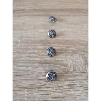 Kovový gombík 20mm