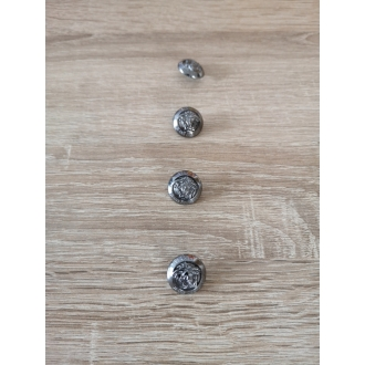 Metal button 20mm