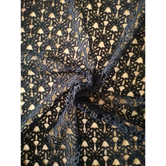 Exclusive lace fabric