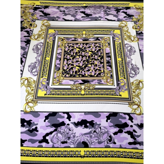 Woman suit fabric VERSACE