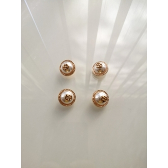 Metal button Gucci style 23mm