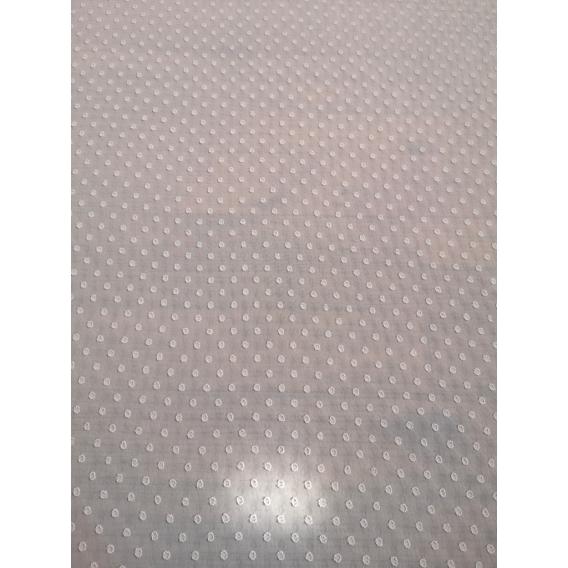 Chiffon with dots