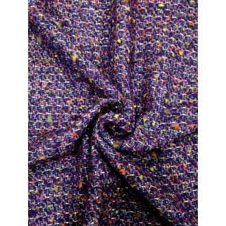 Wool boucle fabric 30%OFF