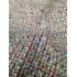 Wool boucle fabric