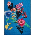 Printed Cotton madeira embroidery 50%SALE