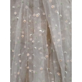 Tulle embroidery fabric 10%OFF