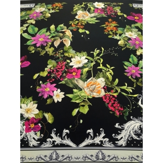 Printed jersey fabric 40%SALE