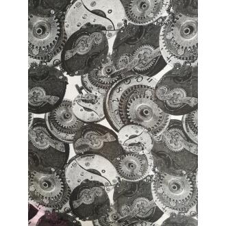 Crepe Chiffon Digital print Richmond