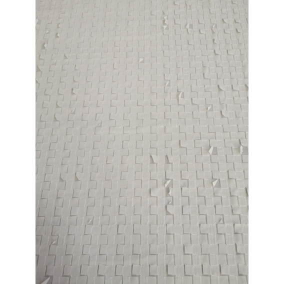 Squares dress fabric