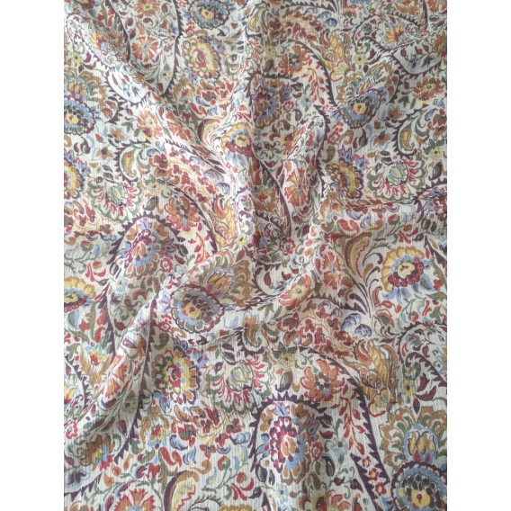 Silk chiffon LIBERTY London
