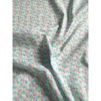 Potlačená bavlna