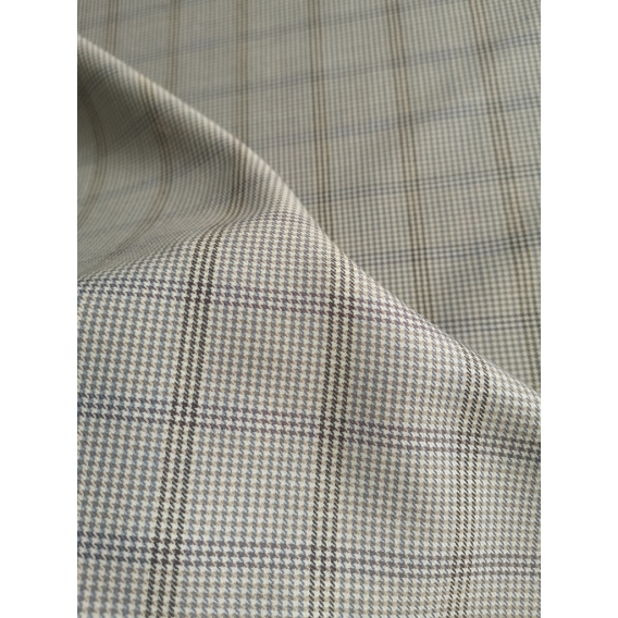 Wool suit fabric