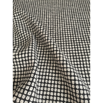 Wool coat fabric